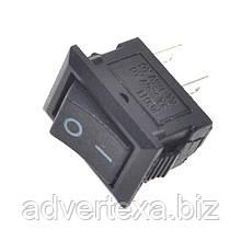 Переключатель 3A/250 10x15 мм SPST 2PIN вкл/выкл G130 2-контактный