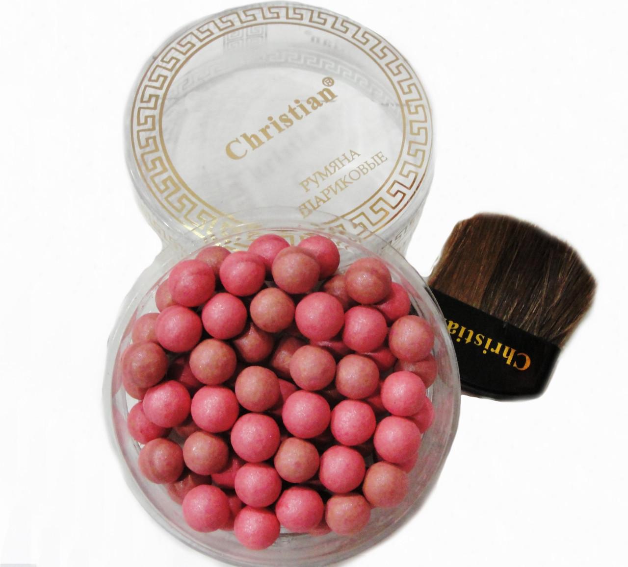 Румяна шариковые  (Кристиан) реплика