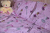 Качественное постельное белье Балет, полуторный комплект