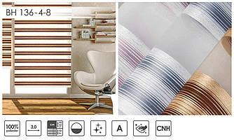 Рулонні штори День-Ніч BH 136 (5 варіантів кольору)