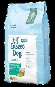 Сухий корм InsectDog Sensetive Adult для собак c чутливим травленням 10кг