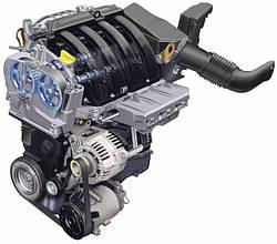 Двигатель K4M 1.6i 16V, K4J 1.4i 16V