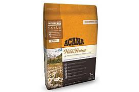 Сухой корм Acana Wild Prairie Dog со вкусом птицы для собак всех пород, 6 кг