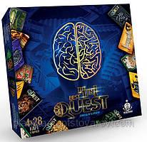 Игра настольная BEST QUEST 4in1 18.5х18.5x4.1 cм BQ-02-01