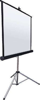 PT-H60X60WP5(SB) GrandView Екран на тринозі 152x152, фото 2