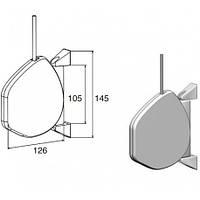 Укладчик шнура роллет защитных инерционный (кассета) DOORHAN RHS02