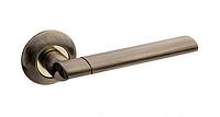 Дверная ручка Kedr R 10.092 (бронза)
