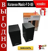 Колонки Music-F D-09