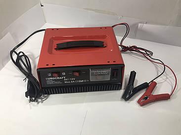 Зарядне Euro Craft CC12-6