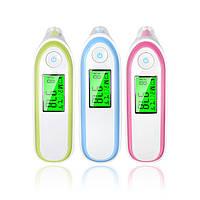 LCDЦифровойинфракрасныйBabyТермометрБесконтактный Уши & Лоб Лазер Температура тела Baby Для взрослых -1TopShop
