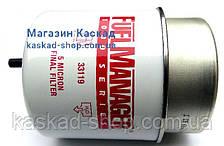 33119 Топливный фильтр 5 микрон CLARCOR(Stanadyne) Fuel Manager FM1000, фото 2