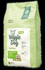Сухий корм VeggieDog Grainfree Adult вегетаріанський корм для собак 10кг