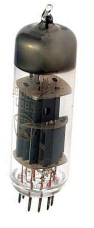 Лампа 6Ф5П триод-пентод