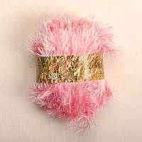 "Пряжа ""Травка ""кудрявая"", ""Пехорский текстиль, цвет - меланж, фото 1"