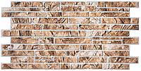 """Декоративные панели ПВХ КАМЕНЬ """"СЛАНЕЦ ЖЕЛТЫЙ"""""""" 1шт. 1,030*0,495"""