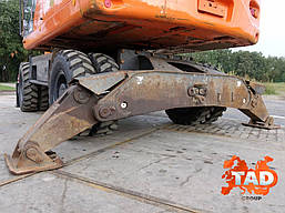 Колісний екскаватор Doosan DX190W (2008 р), фото 3
