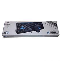 Клавиатура + мышка HK3800 PR4, фото 2