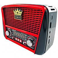 Радіоприймач з функцією колонки GOLON RX-455S Red