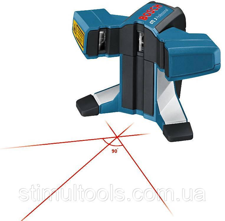 Нивелир лазерный для укладки плитки Bosch GTL 3