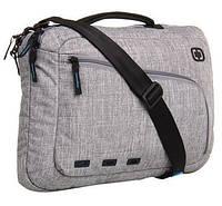 """Стильная сумка для деловых людей с отделом для ноутбука 15"""" OGIO Newt Slim Case 15, 111068.437 Dark Static"""