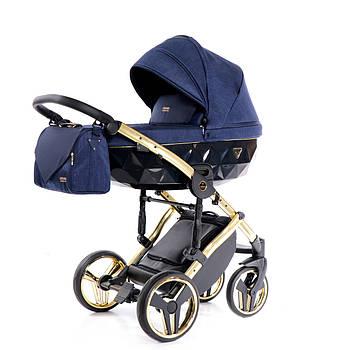 Детская универсальная коляска 2 в 1 Junama Saphire