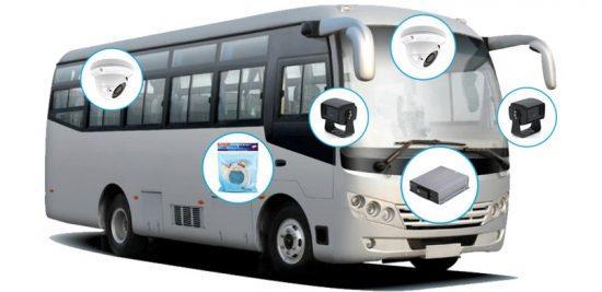 Комплекты наблюдения для транспорта