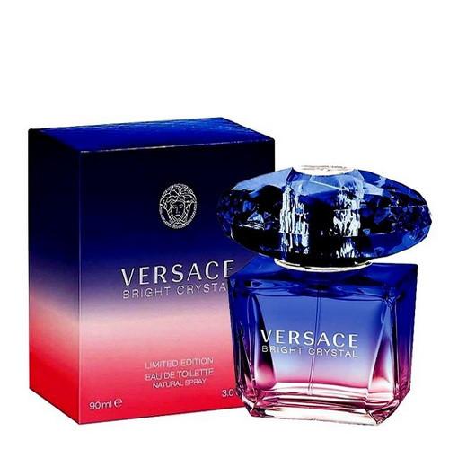 Женская парфюмированная вода Versace Bright Crystal Limited Edition, 90 мл