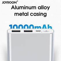 Портативная батарея Power bank JOYROOM D-M211 10000 mah / Портативное зарядное устройство CG09 PR4, фото 2
