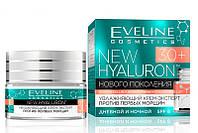 Эвелин Крем для лица день ночь Bio Hyaluron 4D 30+ , Eveline Cosmetics, 50мл