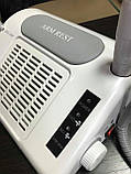 Багатофункціональне обладнання 3в1 (фрезер, лампа, витяжка) Nail Salon Expert Machine TP808, фото 6
