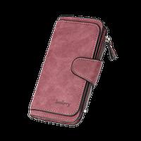 Женский кошелек Baellerry Forever бордовый, фото 1
