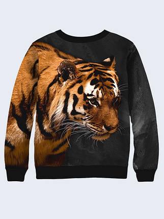 Свитшот Спокойный тигр, фото 2