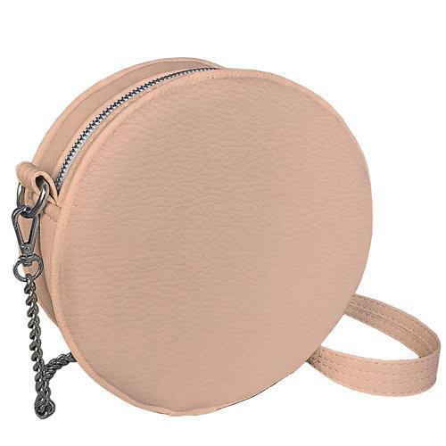 Сумка круглая Tablet пудровая (RS1_PUD)