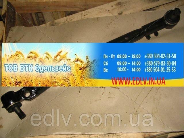 Тяга поздовжня рульова МАЗ в зборі (вир-во БААЗ) 64221-3003010
