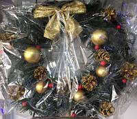 Новогодний Венок Золото Карпат Рождественский Венок