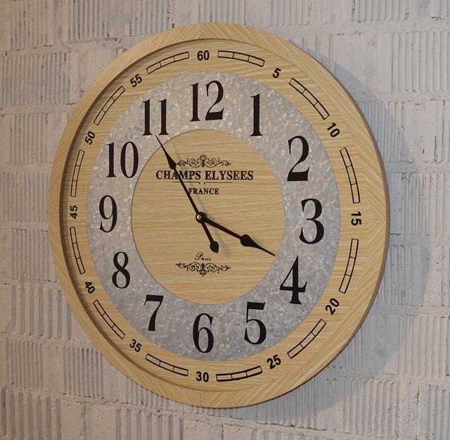 Настенные часы (фото)
