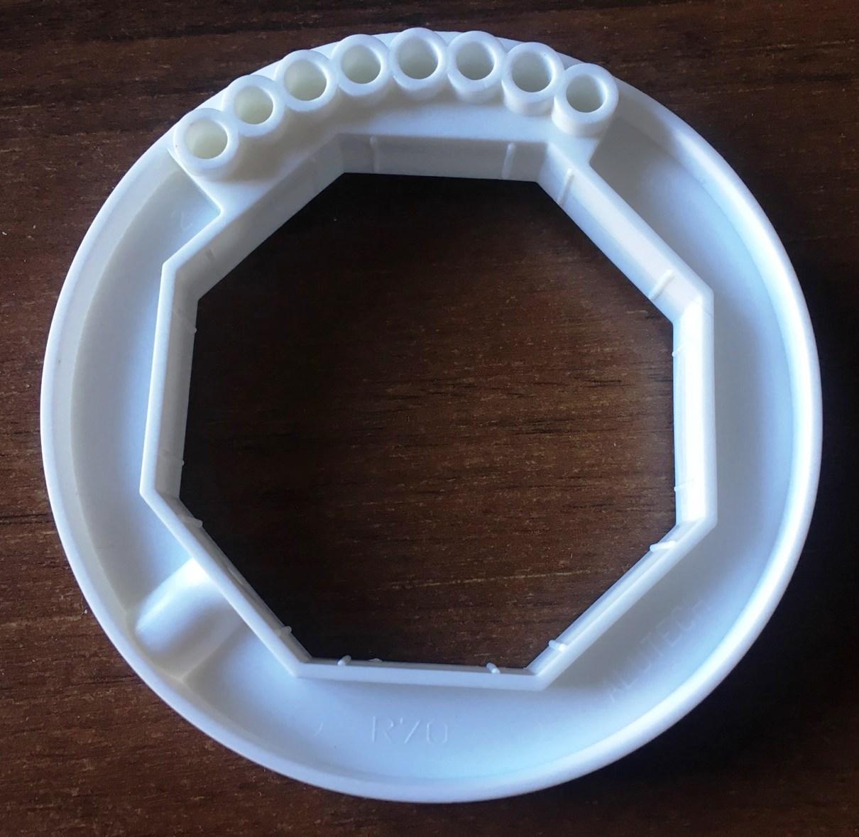 Ригельное кольцо R70 Alutech