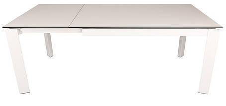Стол раскладной Oslo 140/200 керамика белый матовый ТМ Nicolas, фото 3