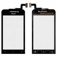 """Touchscreen (сенсорный экран) для Asus ZenFone 4 (A450CG) 4,5"""", оригинал"""