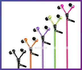 "Наушники с микрофоном Zipper ""Супер Бас"", фото 2"