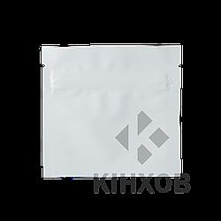Пакет Саше 80х80 белый zip-замок