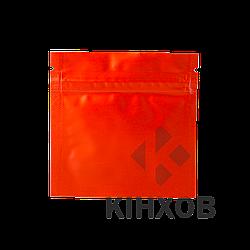 Пакет Саше 80х80 красный zip-замок