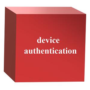 Посилена аутентифікація переноснихпристроїв (device authentication)