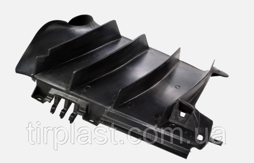 Дефлектор SCANIA R 4 серия угол кабины Скания внутренняя часть