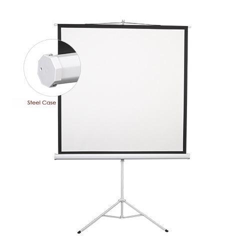 Екран на тринозі 200*200 ESDB112 (1:1)