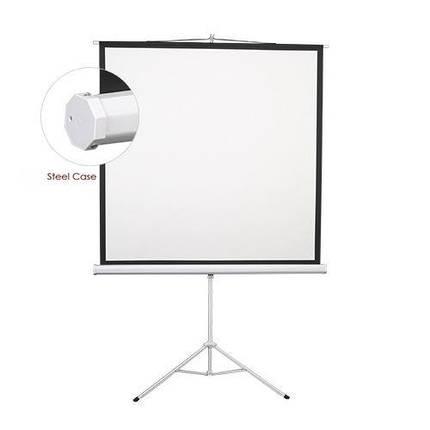 Екран на тринозі 200*200 ESDB112 (1:1), фото 2