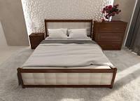 Деревянная кровать из ольхи Глория Люкс ( все размеры )