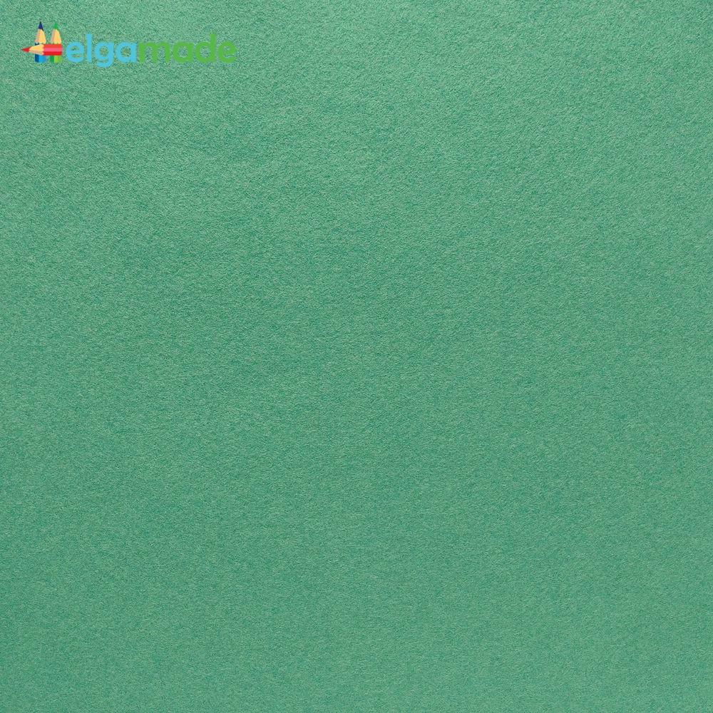 Фетр американский МОРСКАЯ ПЕНА, 23x31 см, 1.3 мм, полушерстяной мягкий