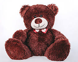 Плюшевий ведмедик Yarokuz Джеймс 65 см Шоколадний
