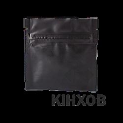 Пакет Саше 80х80 чёрный zip-замок